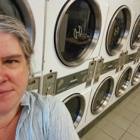 Because Sometimes Travel Means Laundry