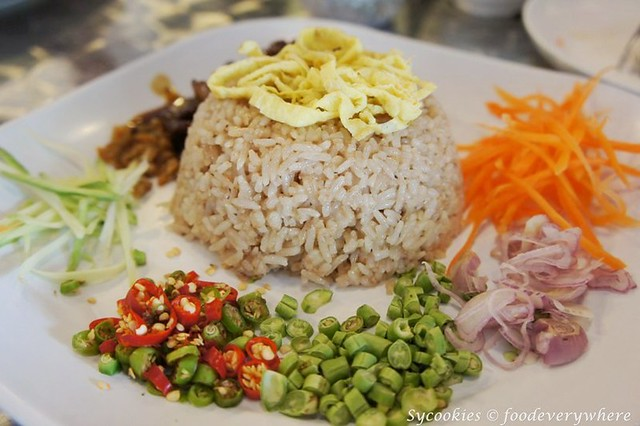 10. belacan fried rice RM12@i'm spicy