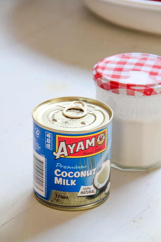 the only coconut milk to use