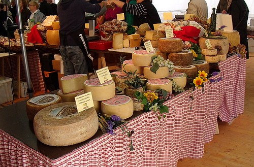Pforzheim handelt - Käse