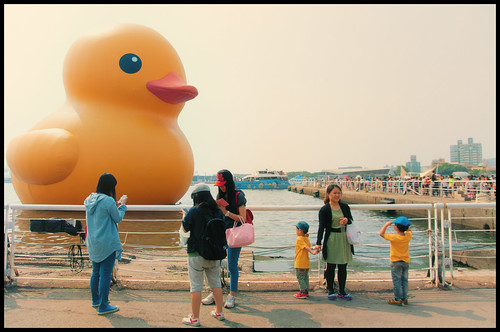Giant Rubber Duck