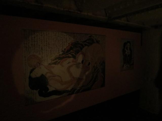 Hokusai Exposed (Re-Create), London, 3rd November 2013