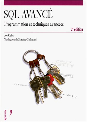 SQL Avancé, 2nd édition