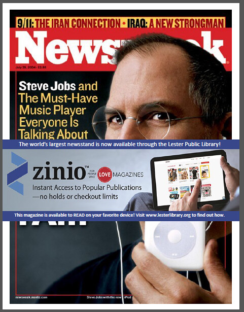 Newsweek on Zinio