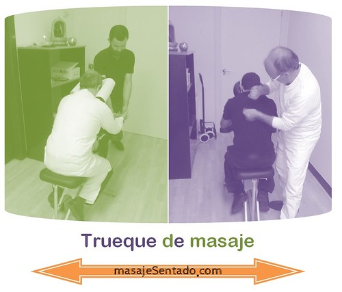 trueque de masaje