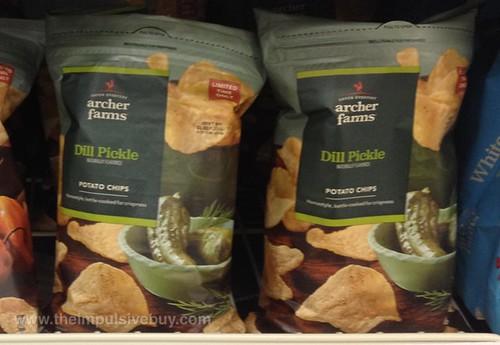 Archer Farms Dill Pickle Potato Chips