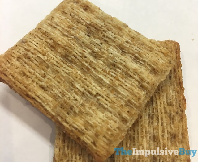 Limited Edition Triscuit Pumpkin & Spice Crackers 2