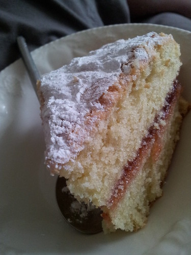 Victoria sponge by South Downs MTB Skills
