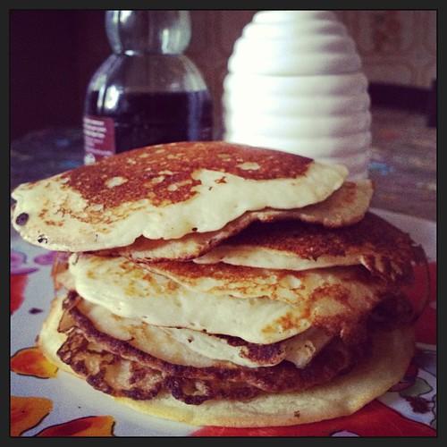 Colazione #buongiorno #pancakes #summer