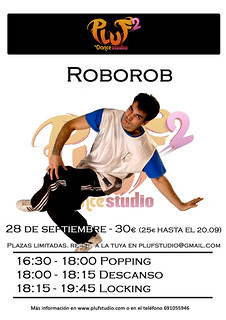 Workshop Roboró