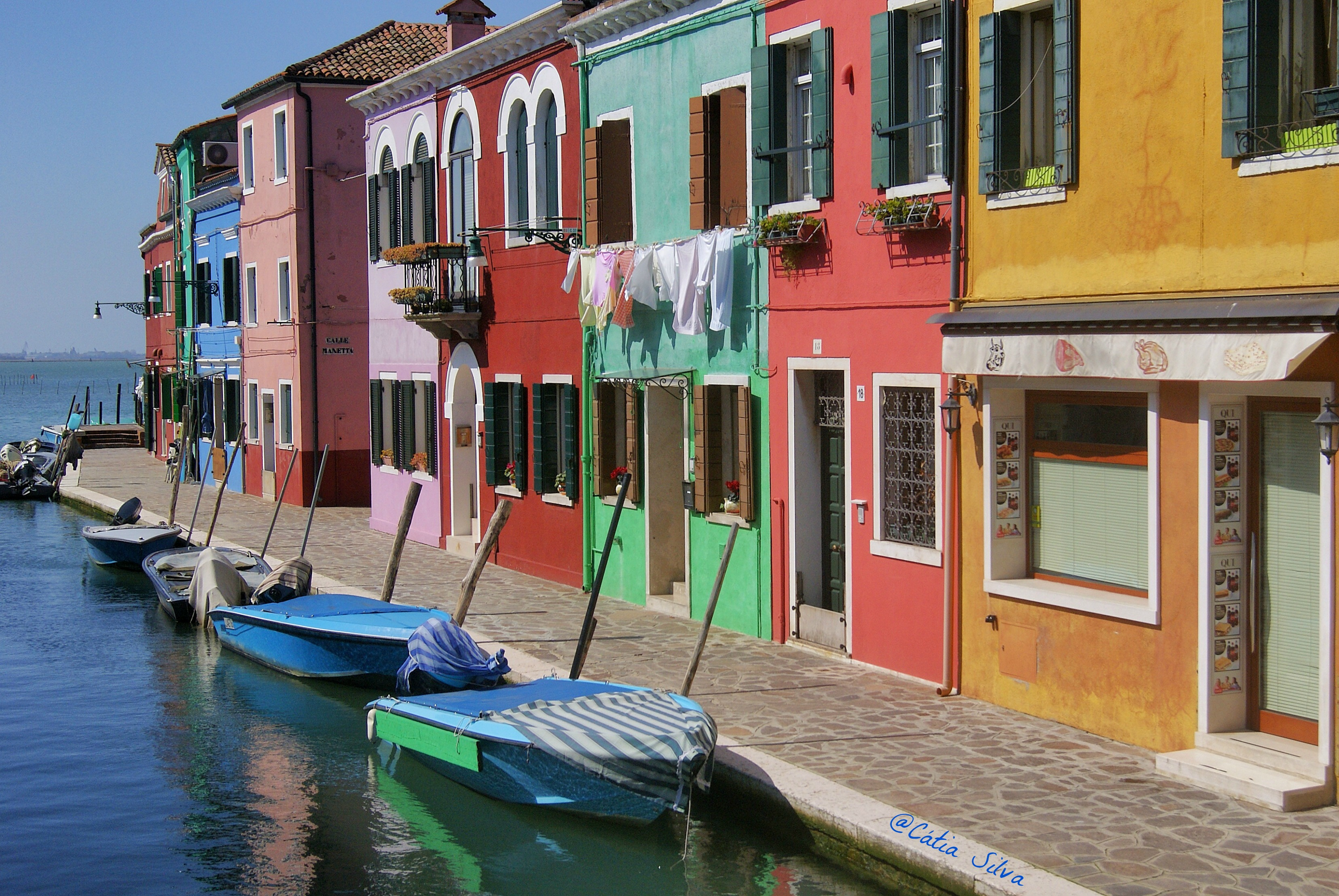 Isla de Burano - Italia (3)