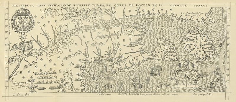 Image taken from page 23 of 'Memorial Volume of the Popham Celebration, August 29, 1862: commemorative of the planting of the Popham Colony on the Peninsula of Sabino ... Published under the direction of the Rev. E. Ballard. [With maps.]'