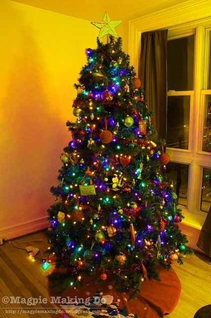 Tree all done