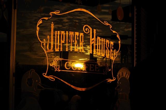 Jupiter Coffee House, Denton, Texas
