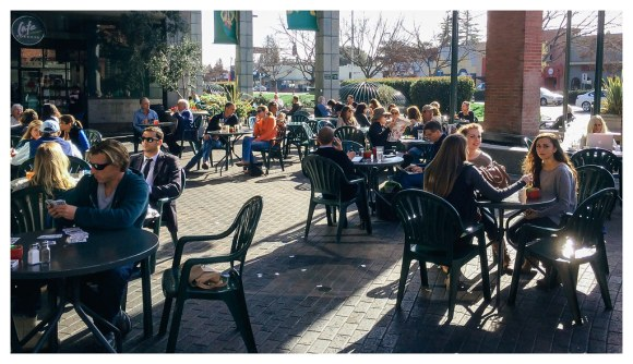 Cafe Borrone - Menlo Park - 2014