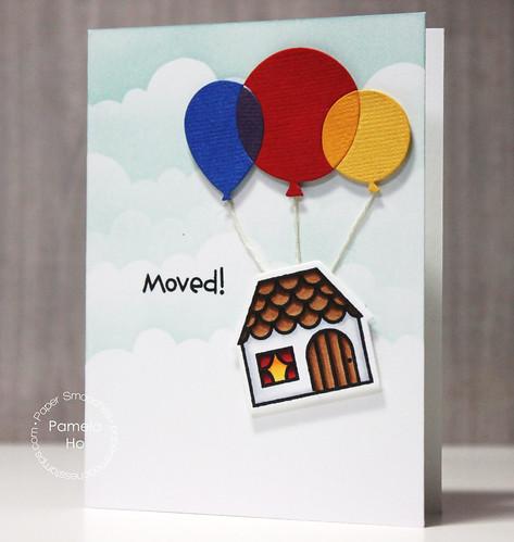 Paper Smooches - Balloon Dies