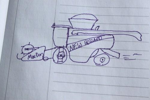 Brandon drew me a picture!