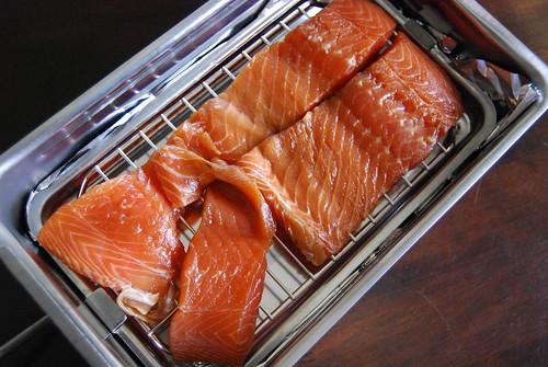 Unsmoked fish