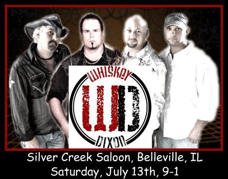Whiskey Dixon 7-13-13