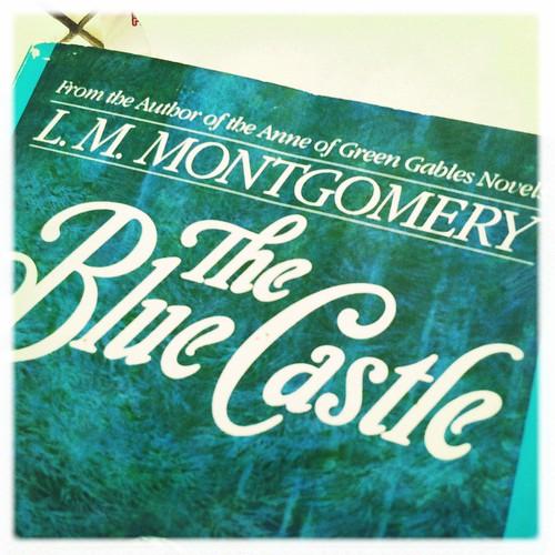 page capture: The Blue Castle