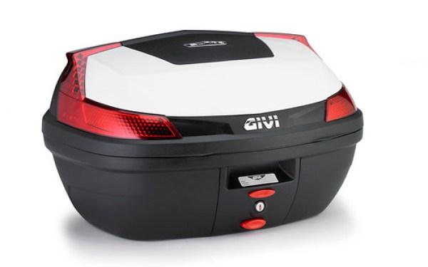 Baúl GIVI para Piaggio X10