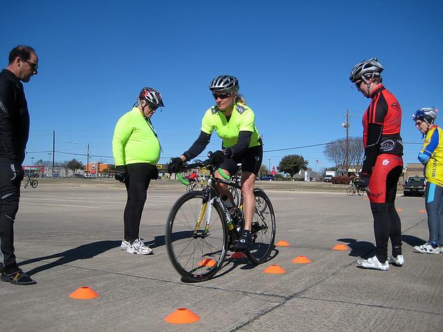 LAB - Traffic Skills 101 - Allen, Texas 2014