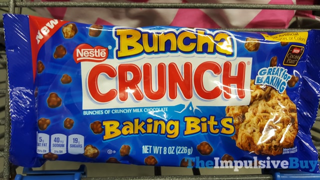 Nestle Buncha Crunch Baking Bits