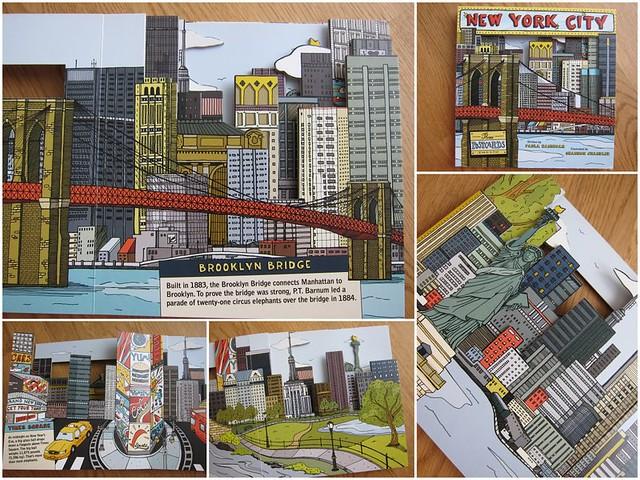 New York City - Livre pour enfants