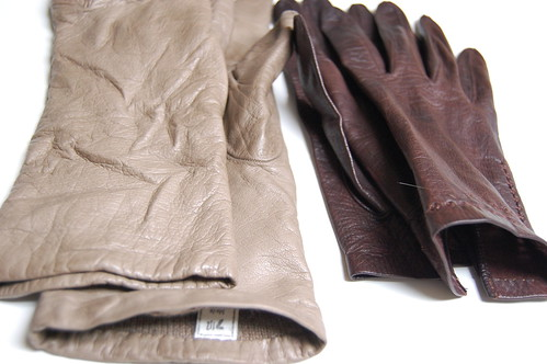rummaged gloves