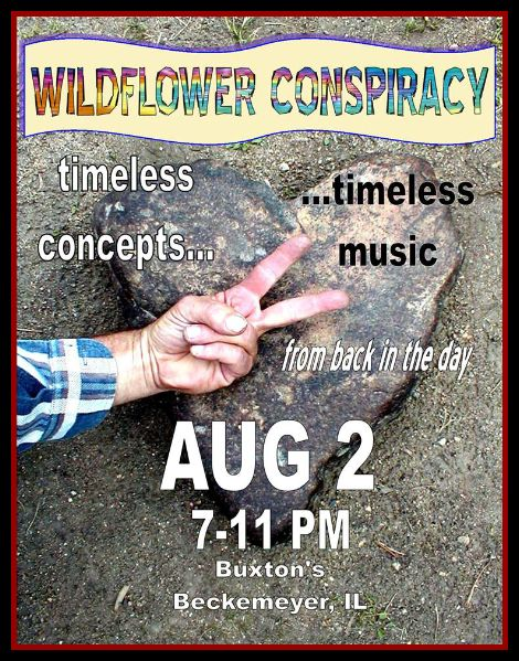 Wildflower Conspiracy 8-2-13