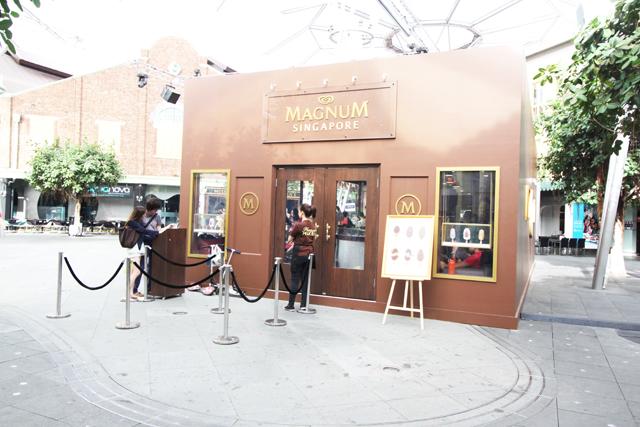 Magnum diy theiceangel s weblog for Magnum pop up shop