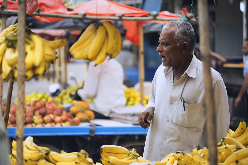 Faces Of India/ Hyderabad, India