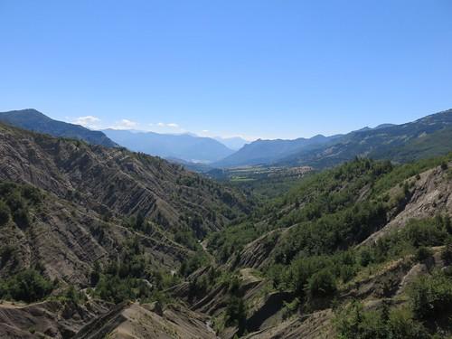 DAY29: Le Petit Vau to Digne, Alps