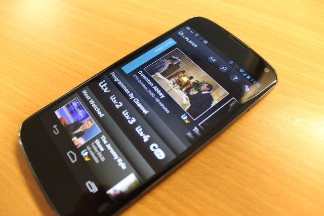 ITV Player on Android