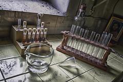 Sanatorium CHM - Sous la surveillance du seigneur