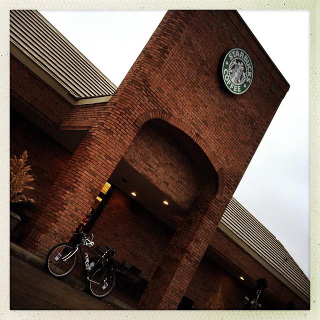 Starbucks at Buckingham and Jupiter