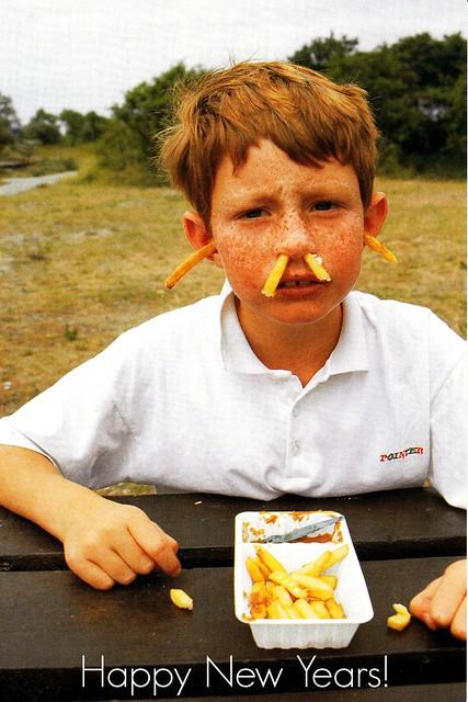 kid french fry nose ny