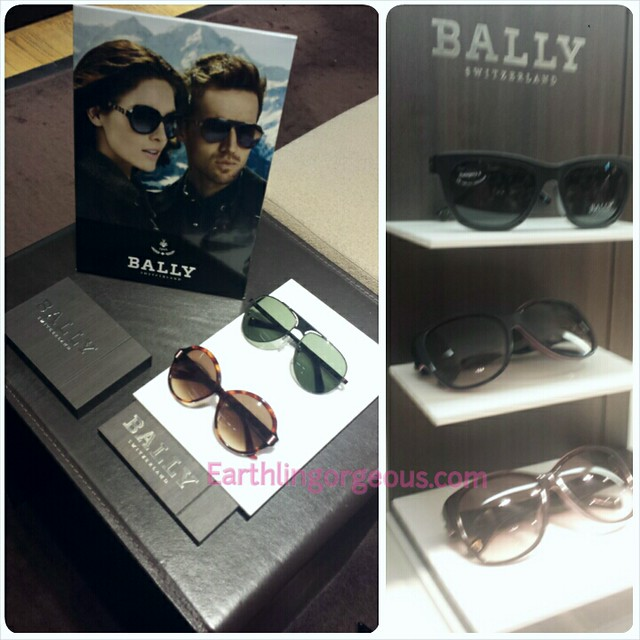 Bally spring 2014 eyewear collection