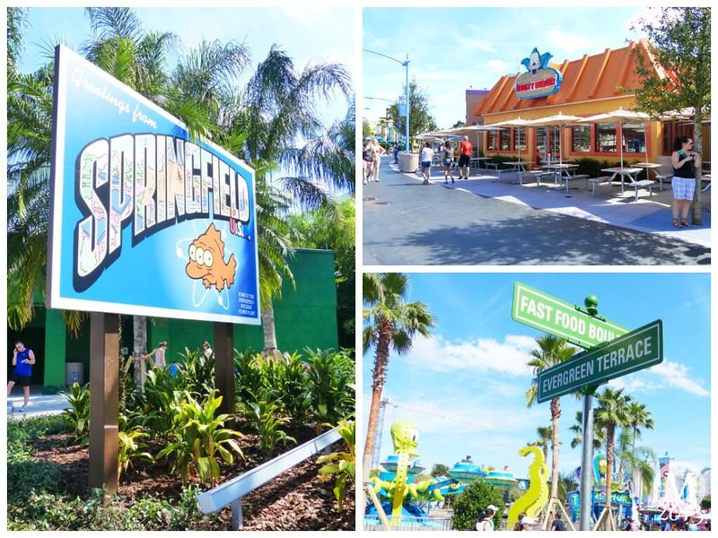 Springfield USA - The Simpsons