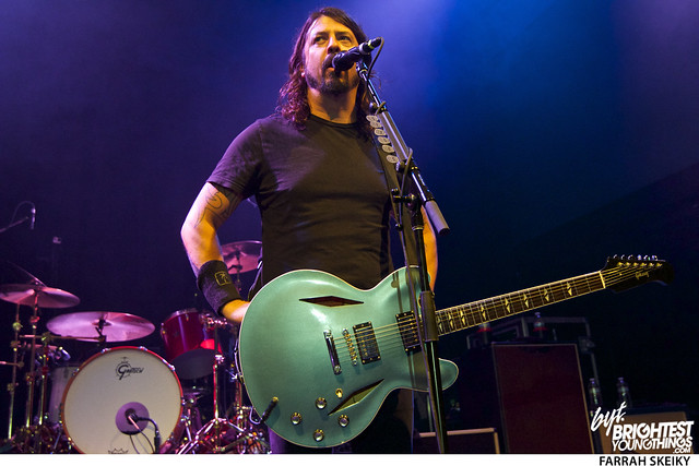 Big Tony\'s Birthday Dave Grohl Foo Fighters Brightest Young Things Farrah Skeiky 127