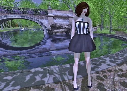 SYSY's Escapade dress