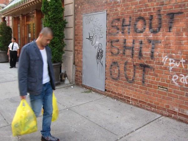 Shout Shit Out
