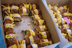 little sandwiches from fresco
