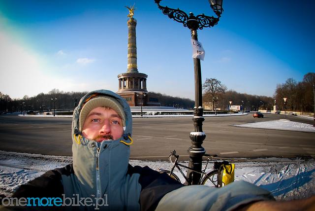 Berlin - winter/zima 2014