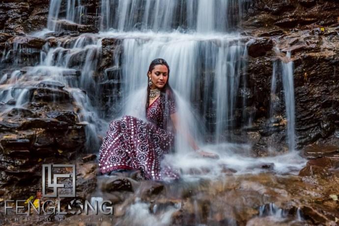 Suhana & Rajib Trash the Saree | Atlanta Indian Wedding Photography