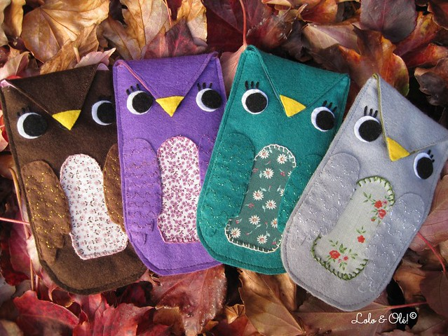 loloandole_owlfamily_purse