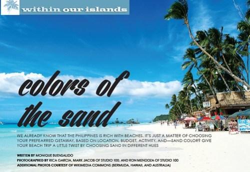 La Isla Magazine - Inflight Magazine of Air Philippines May 2014 Issue