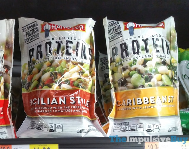 Hanover Blended Proteins (Sicilian Style and Caribbean Style)