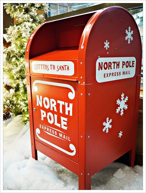 Day 344 - Letters to Santa