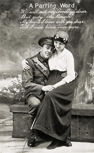 World War One Card